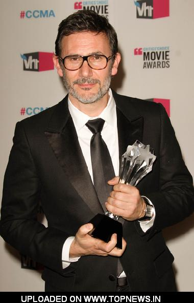 Michel Hazanavicius at 17th Annual Critics Choice Movie Awards - Press Room