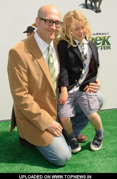 Mike Mitchell at Shrek Forever After Los Angeles Premiere - Arrivals