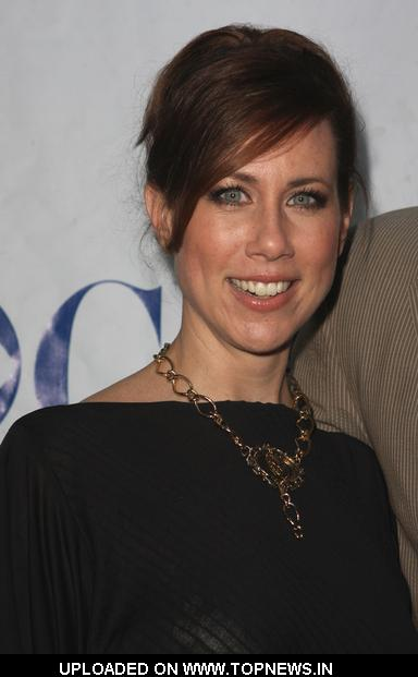 "Miriam Shor at ""Swingtown"" (CBS Series) Premiere and Summer Block Party - Arrivals"