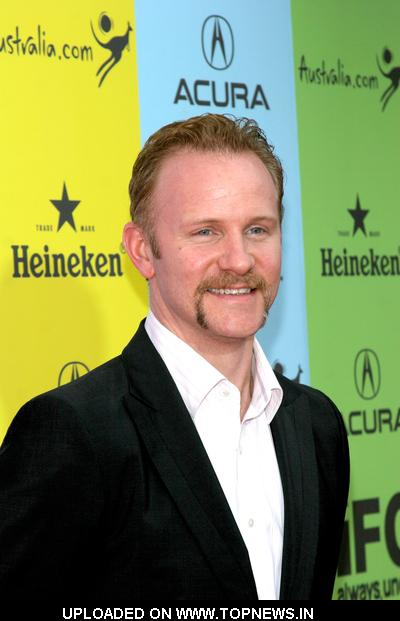 Morgan Spurlock at 2009 Film Independent Spirit Awards - After Party - Arrivals