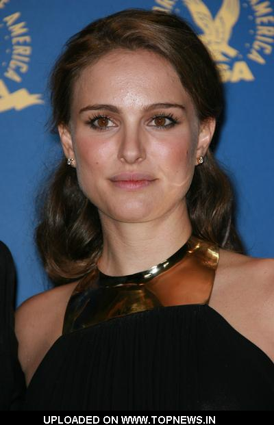 Natalie Portman at 63rd Annual DGA Awards - Press Room
