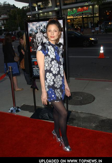 "Natassia Malthe at ""Stop-Loss"" Los Angeles Premiere - Arrivals"
