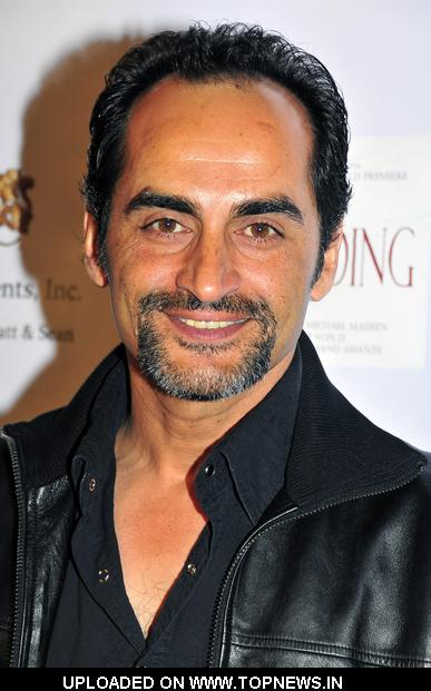 "Navid Negahban at ""The Bleeding"" Los Angeles Premiere - Arrivals"