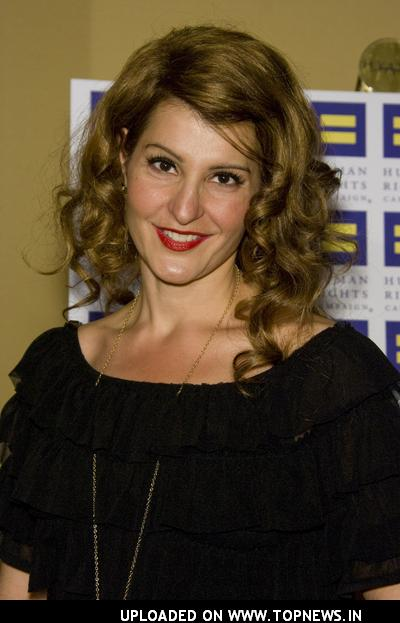 Nia Vardalos at Human Rights Campaign's Annual Los Angeles Gala