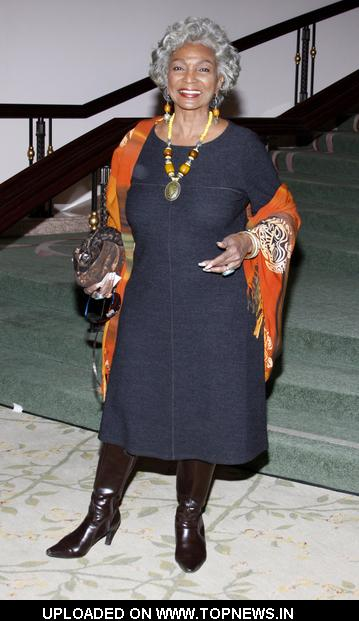 Nichelle Nichols at ESSENCE Black Women in Hollywood Luncheon - Arrivals