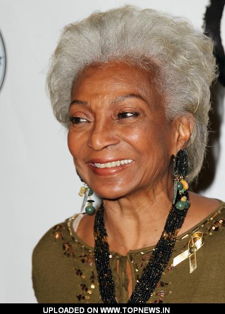 "Nichelle Nichols at ""1 Voice"" A Celebrity Evening of Monologues, Music and Memories - Arrivals"