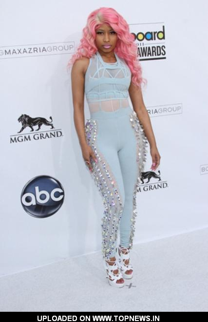 Nicki Minaj at Billboard Music Awards 2011 Red Carpet Arrivals