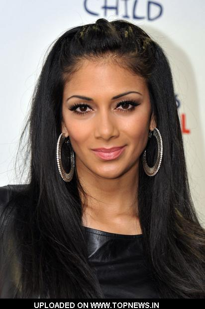 Nicole Scherzinger at 2011 Capital FM Summertime Ball - Arrivals
