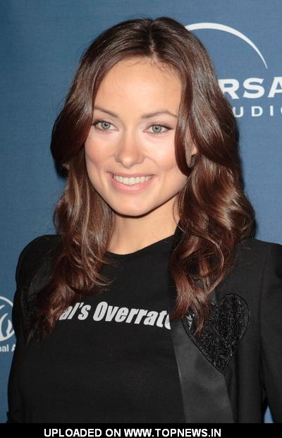"Olivia Wilde at ""House M.D."" 100th Episode Party and NAMI Charity"