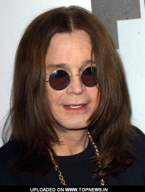 Ozzy Osbourne at 2009 FOX Winter All-Star Party - Arrivals