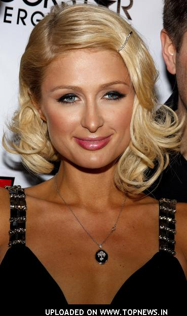 Paris Hilton at Summer Stars Party 2008 - Arrivals