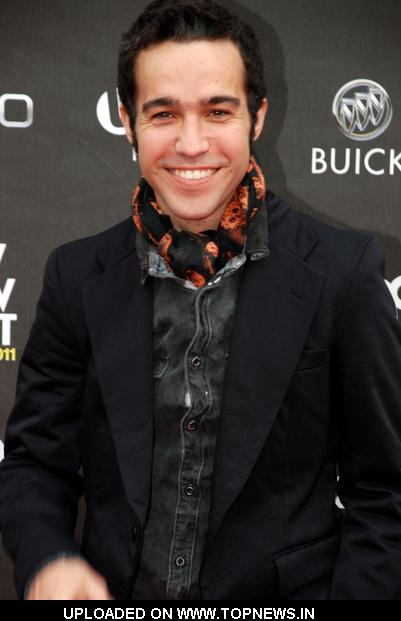 pete wentz 2011. Pete Wentz at 4th Annual Logo