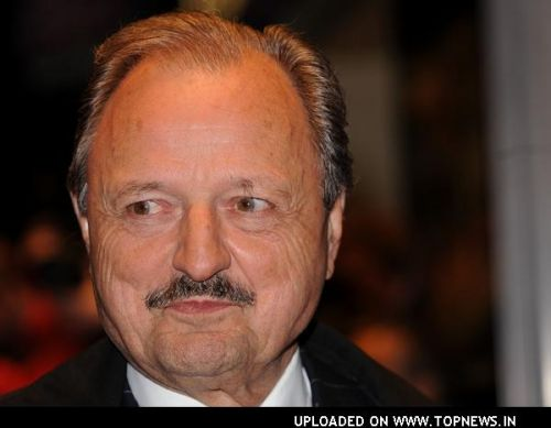 Peter Bowles at The Bank Job - World Premiere - Arrivals