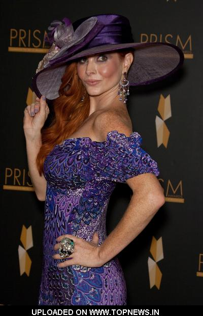 Phoebe Price at 2009 PRISM Awards - Arrivals