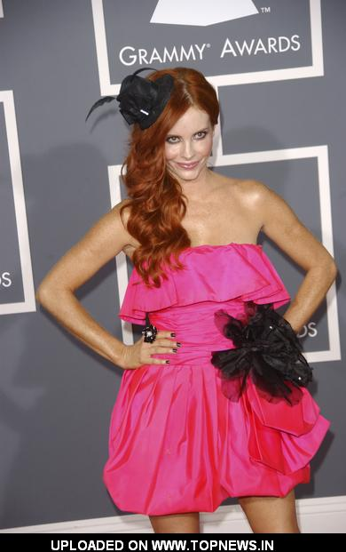 Phoebe Price at 51st Annual GRAMMY Awards - Arrivals