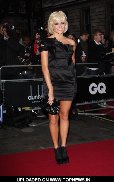 Pixie Lott at  GQ Men of the Year Awards 2011 - Arrivals