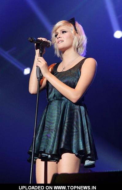 Pixie Lott at Girlguiding Big Gig 2011 - Day 1
