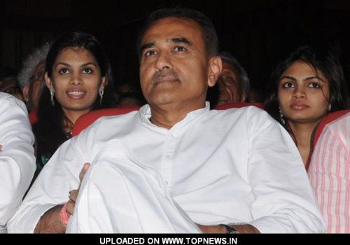 Praful Patel at Kailash kher performance in Delhi