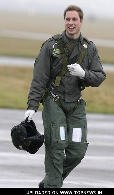 prince williams of england. Prince William#39;s First Solo