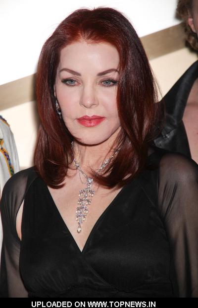 "Nevada Ballet Honors Priscilla Presley as 2011 ""Woman of the Year"" Black and White Ball at the Aria Hotel and Casino"