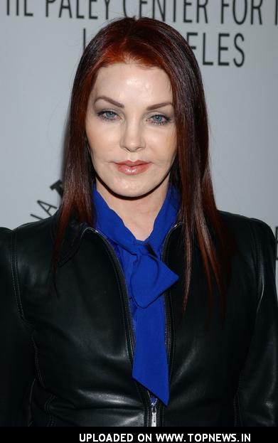 Priscilla Presley at The 25th William S. Paley TV Festival - Elvis 68 Comeback Special on the 40th Anniversary