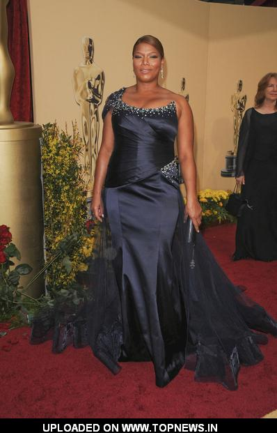 Queen Latifah at 81st Annual Academy Awards - Arrivals