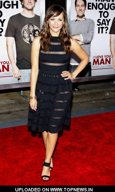 "Rashida Jones  at ""I Love You, Man"" Los Angeles Premiere - Arrivals"