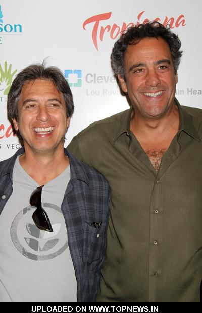 "Ray Romano at Brad Garrett's 2nd Annual ""All-In For All-Good"" Celebrity Poker Tournament Benefitting"