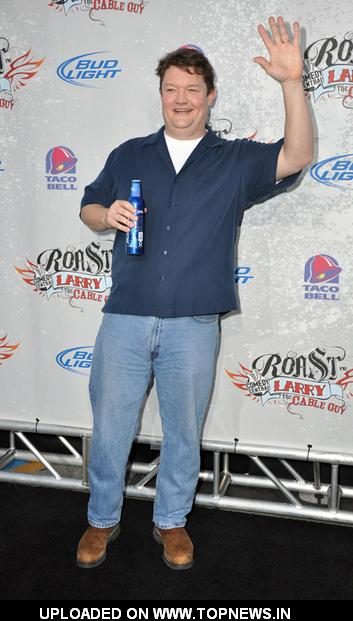 "Reno Collier at Comedy Central Presents ""The Roast of Larry the Cable Guy"" - Arrivals"