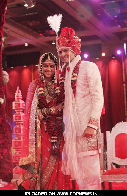 Riteish Deshmukh and Genelia D'Souza's wedding Bash