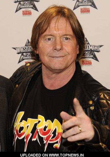 Roddy Piper at WrestleMania 25t...