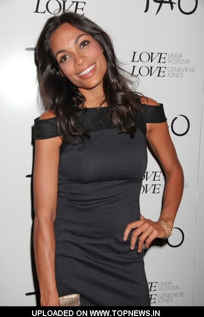 """Love Universse"" Jewelry Launch Hosted by Rosario Dawson at Tao Nightclub in Las Vegas"