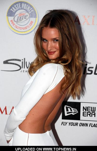 rosie huntington whiteley maxim hot 100. Rosie Huntington Whiteley at