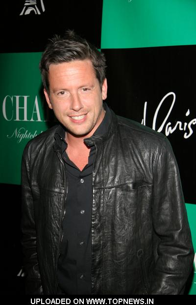 "Ross McCall at ""Sons of Anarchy"" Star Charlie Hunnam Hosts Chateau Nightclub in Las Vegas"