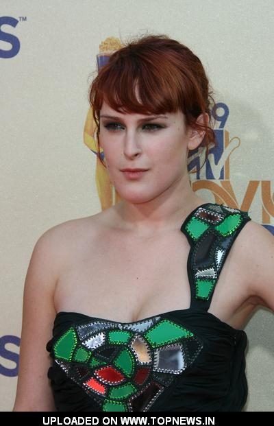 Rumer Willis  at 18th Annual MTV Movie Awards - Arrivals