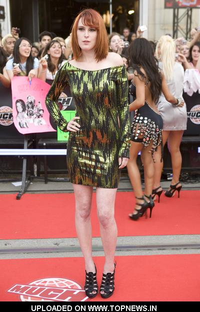 Rumer Willis at 2009 MuchMusic Video Awards - Red Carpet Arrivals