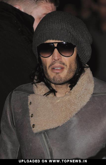 Russell Brand Despicable Me - UK film premiere held at the Empire Leicester ...
