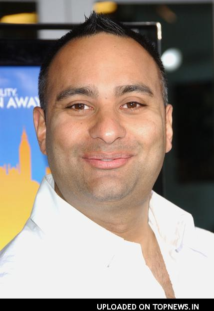 "Russell Peters at ""Run Fatboy Run"" Los Angeles Premiere - Arrivals"