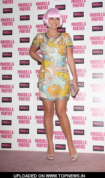 Sam Faiers at Priscilla Parties Launch Party - Arrivals