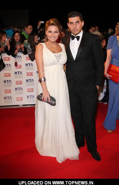 Sam Faiers at National Television Awards 2011 - Arrivals