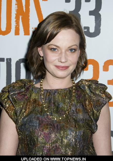 "Samantha Mathis at ""33 Variations"" Broadway Play Opening Night After Party - Arrivals"