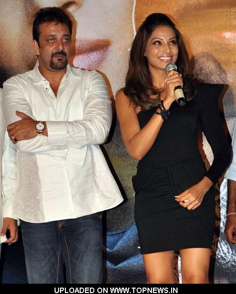 "Sanjay Dutt and Bipasha Basu at Music Launch of Movie ""Lamhaa"""