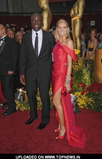 Seal at 81st Annual Academy Awards - Arrivals