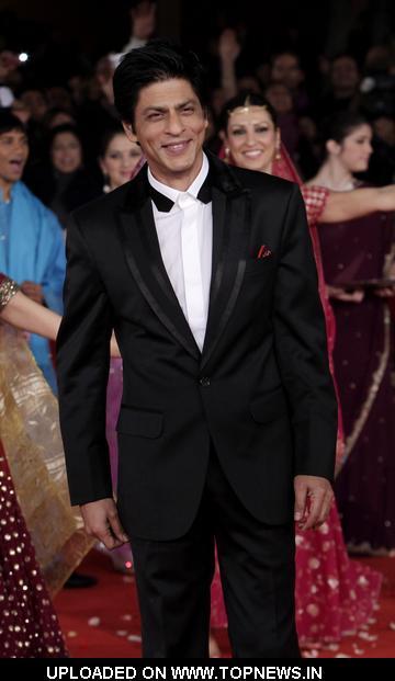 "Shah Rukh Khan at 5th Annual Rome International Film Festival - ""My Name is Khan"" Premiere - Arrivals"