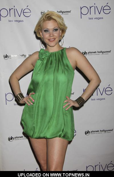 Shanna Moakler at Shanna Moakler Hosts an Evening at Prive Las Vegas on January