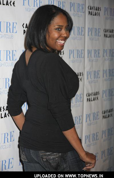 Shar Jackson at Kevin Federline Celebrates His 30th Birthday at Pure Nightclub in Las Vegas on March 21, 2008