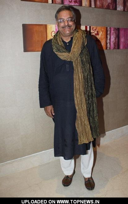 "Siddharth Kak at Launch Of ""Grand Banquets"""
