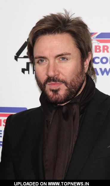 SIMON LE BON at British Comedy Awards 2011 - Arrivals | TopNews