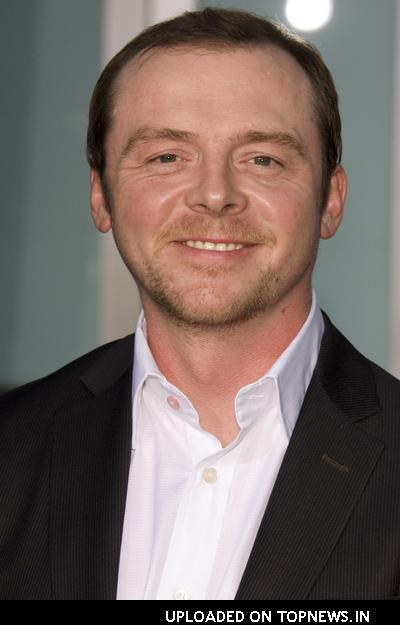 Simon Pegg - Images Colection