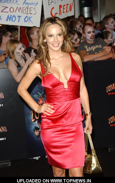 "Simona Fusco at ""Zombieland"" Los Angeles Premiere - Arrivals"